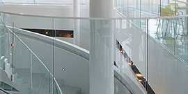 GLASS RAILINGS SYSTEMS