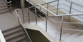 HANDRAIL & RAILINGS SYSTEMS